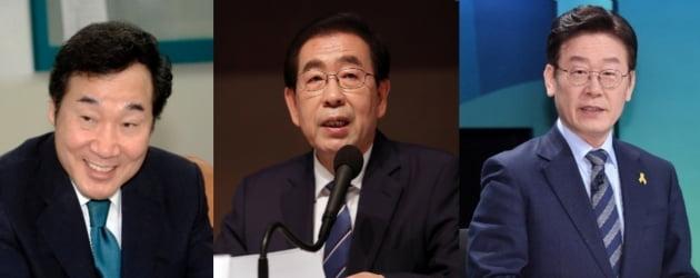 민주당 차기 '대선주자 라인' 경선 성적표는?