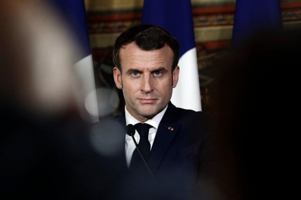 에마뉘엘 마크롱 프랑스 대통령 (사진=AP)