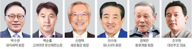 대구 향한 부·울 기업 '온정의 손길'