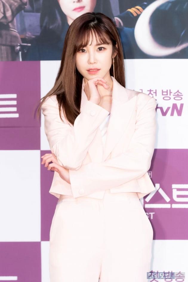 [포토] 전효성, '얼마나 더 예뻐질거야~'
