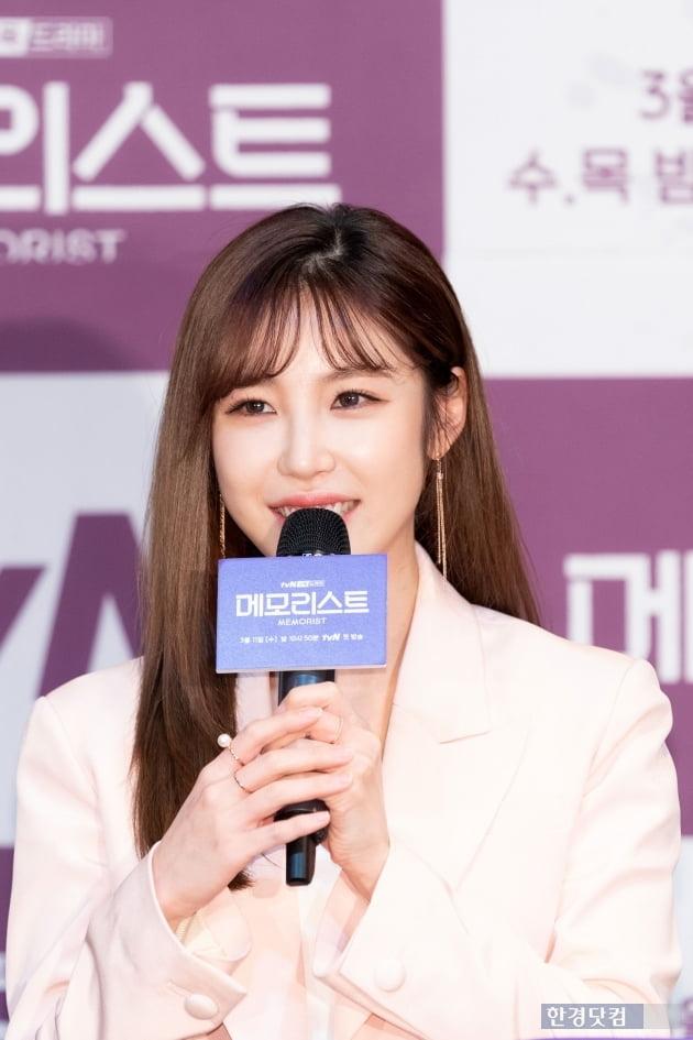 [포토] 전효성, '이제는 배우 느낌 물씬~'