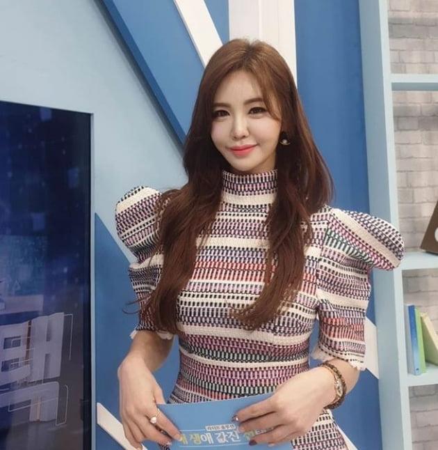 강예빈, 신천지 루머에 강경 대응 /사진=인스타그램
