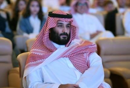 무함마드 빈살만 사우디 왕세자. AP연합뉴스