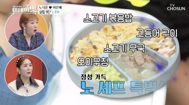 노지훈, 이은혜 부부 '아내의 맛' 출연/사진=TV조선 '아내의 맛' 영상 캡첯