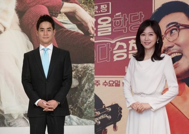 김기만, 이선영 KBS 아나운서/사진=KBS