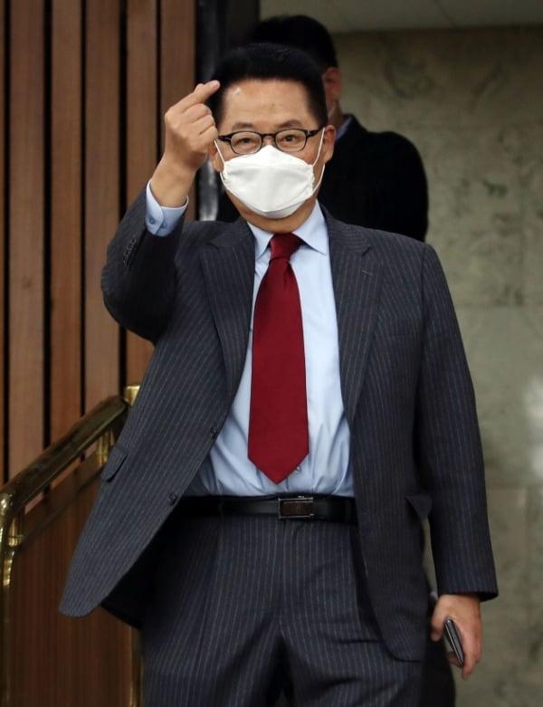 박지원 민생당 의원 /사진=연합뉴스