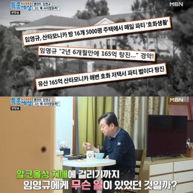 임영규/사진=MBN '현장르포 특종세상' 영상 캡처