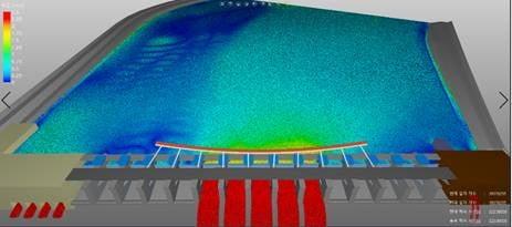 댐이나 산사태 사전 시뮬레이션…이에이트 첨단 유체해석 SW