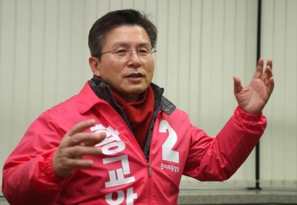 황교안 미래통합당 대표 /사진=연합뉴스
