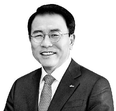 조용병 신한금융지주 회장.