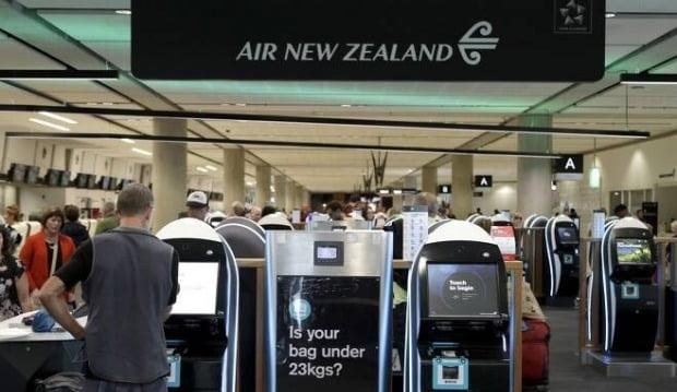 뉴질랜드 크라이스트처치 공항 / 사진 = AP 연합뉴스