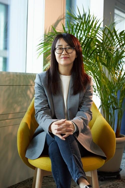넷플릭스 '킹덤' 시리즈 김은희 작가/사진=넷플릭스