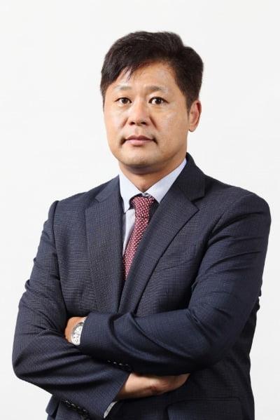 홍승필 한컴위드 신임 대표이사. 한글과컴퓨터그룹 제공