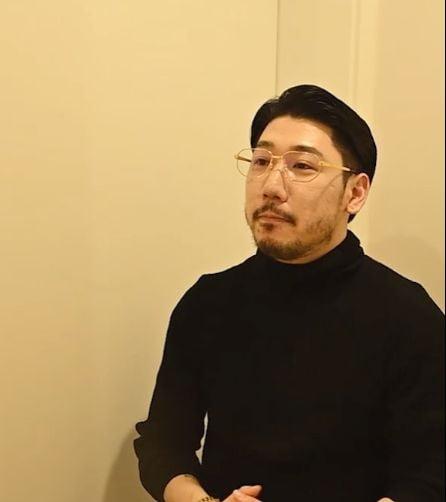 가수 포티/사진=포티 인스타그램 캡처