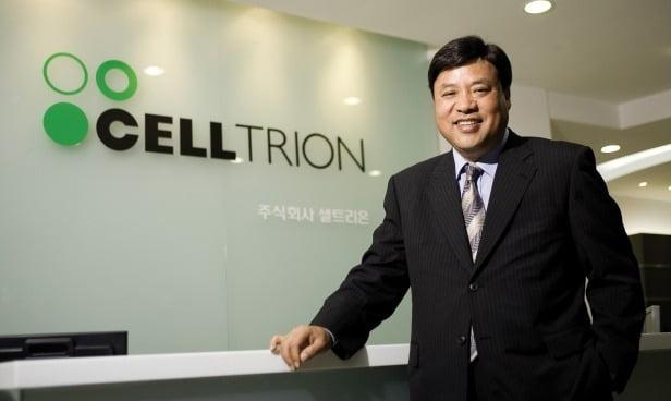 셀트리온 서정진 회장 /한경DB