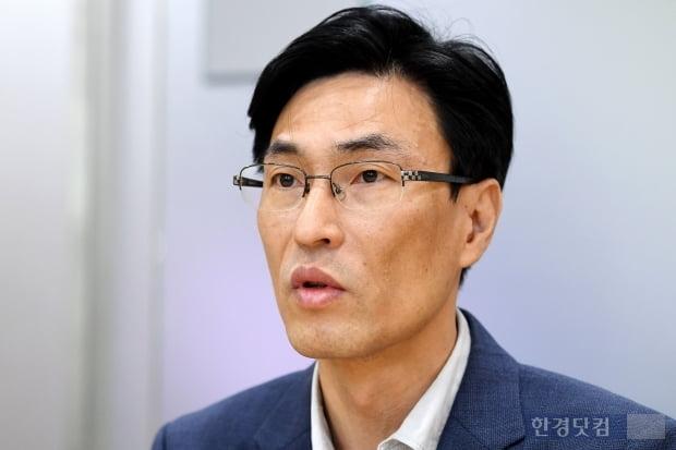 서정훈 하나은행 외환파생상품영업부 연구위원. /사진=최혁 한경닷컴 기자 chokob@hankyung.com