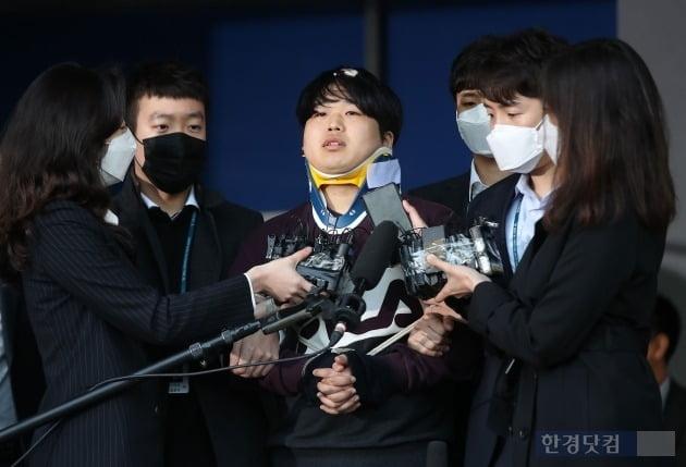[포토] 조주빈 검찰 송치