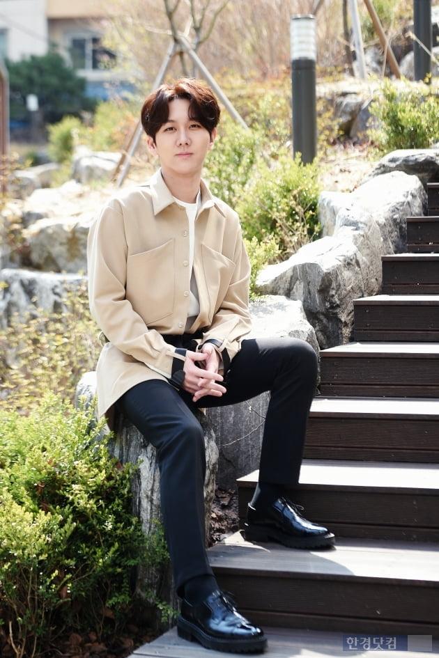 [인터뷰+] '미스터트롯' 김수찬, '흥부자'가 트로트를 하니 이보다 좋을 순 없다