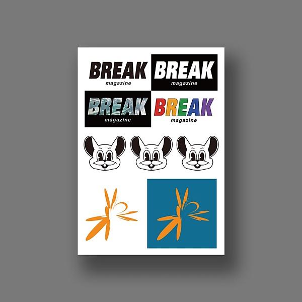 광고없는 잡지? 올해 10주년 맞이한 매거진 'BREAK MAGAZINE'
