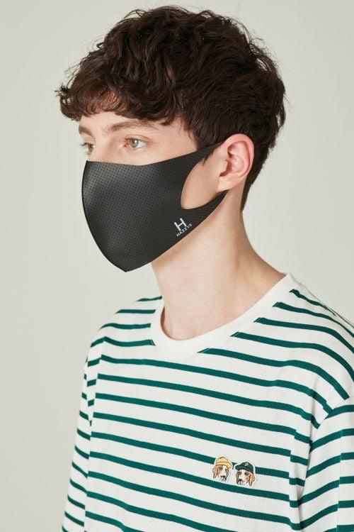LF 헤지스, 기능성과 패션 갖춘 '필터 교체형 마스크' 출시