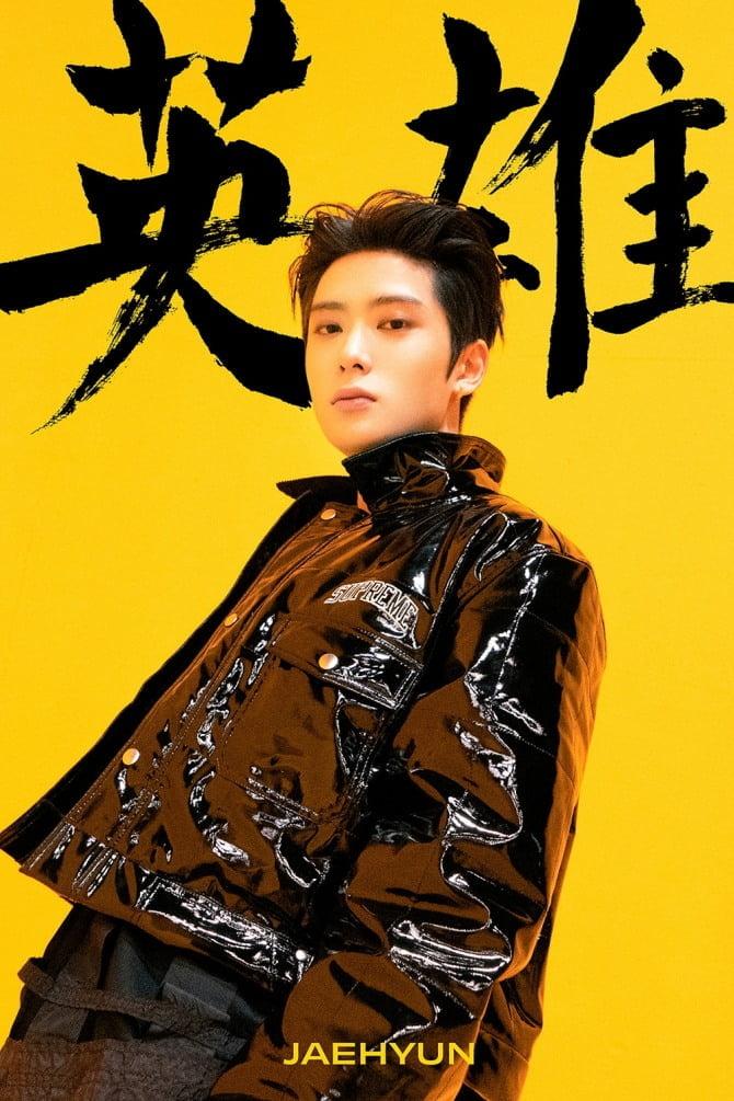 NCT 127 유타-도영-재현, 타이틀 곡 '영웅' 티저 이미지 공개 화제