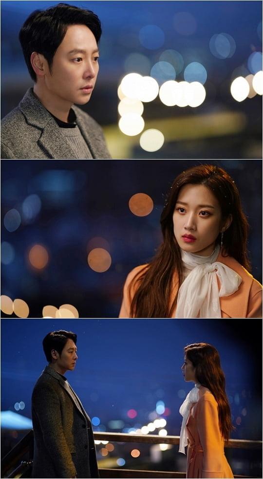 '그 남자의 기억법' 김동욱-문가영 (사진=MBC)