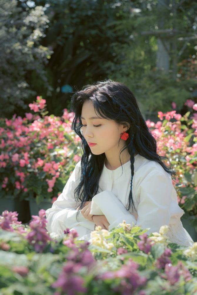 HYNN(박혜원), 새 앨범 수록곡 '당신이 지나간 자리, 꽃' 미리듣기 공개