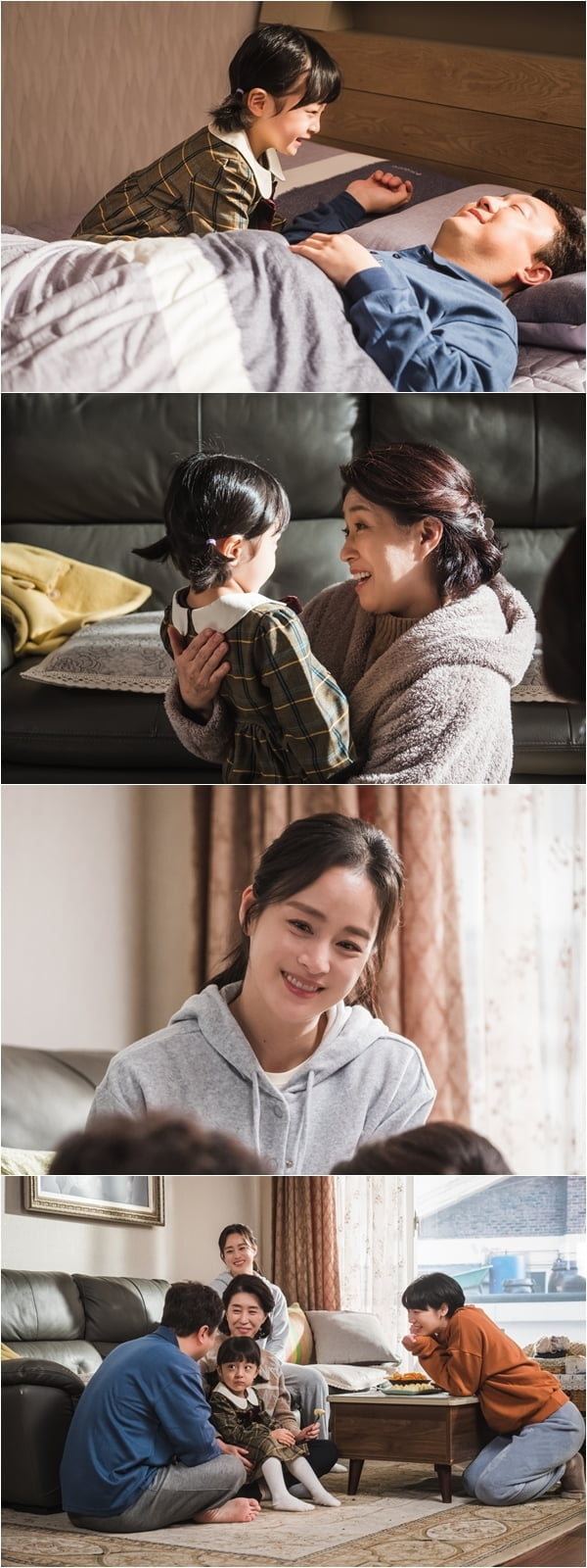 '하이바이, 마마!' 김태희, 행복한 가족들 모습에 승천 결심 흔들릴까