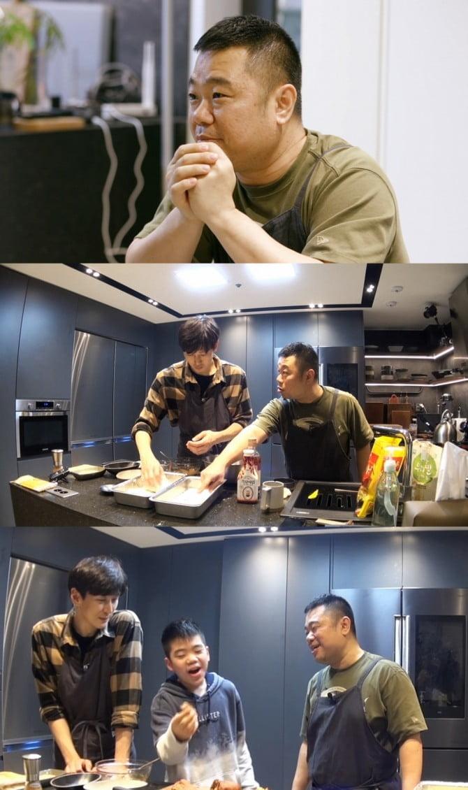 """'편스토랑' 정종철 """"만난 적 없는 이영애 님, 간장게장 때문에 연락 와"""""""