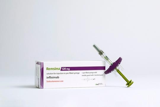 셀트리온, '램시마SC' 국내 판매 승인 획득