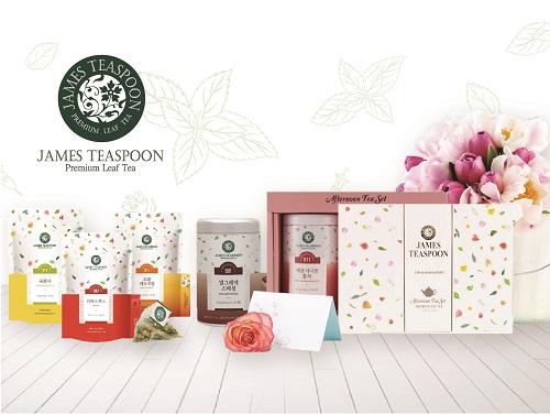 [2020 한국브랜드선호도1위] 제임스티스푼, 자연친화적 프리미엄 차(茶)