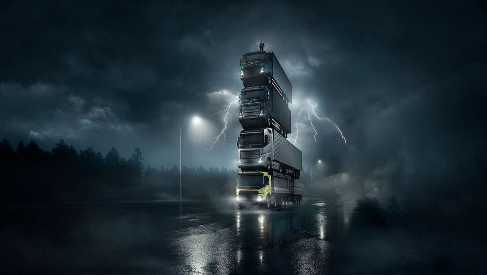 볼보트럭, 소비자에 초점 맞춘 라인업 4종 공개