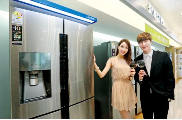 3년 전 야심작이었던 '탄산수 냉장고' 리메이크 정수기 냉장고 출시