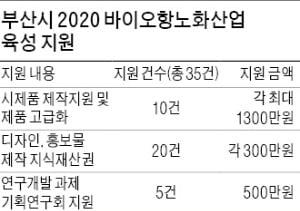 부산시, 바이오항노화산업 키운다…中企 우수 제품 개발 '원스톱 지원'