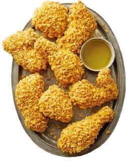 BBQ치킨, 최고 등급 올리브유로 튀긴 '국민 치킨'