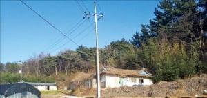 충남 태안군 호수조망 농가주택