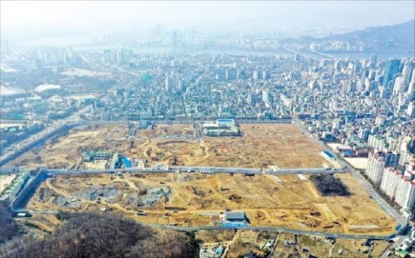 1만2000여 가구의 재건축 대단지 서울 강동구 둔촌주공아파트