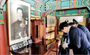 안중근 의사 순국 110년…전남 장흥서 추모제