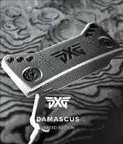 PXG, '다마스커스 머스탱 퍼터' 200개 한정 판매