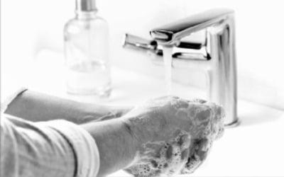 물로만 손 씻으면…'반전 사실'