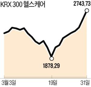 급락장서 선방한 바이오株…대형주 '매력'·중소형주는 '선별 매수'