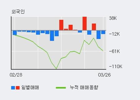'SK렌터카' 5% 이상 상승, 기관 3일 연속 순매수(10.5만주)