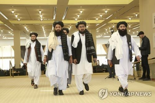 """탈레반 """"평화합의 위해 최선…적기 날아와도 물러나"""""""