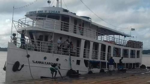 브라질 아마존 지역서 선박 전복 사고…20여명 사망·실종
