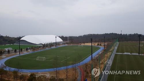 '원전사고' 일본 후쿠시마서 '부흥 올림픽' 메시지 반대 시위