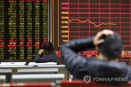 """코로나로 중국기업 자금조달 급제동…""""세계경제 위험 요인"""""""