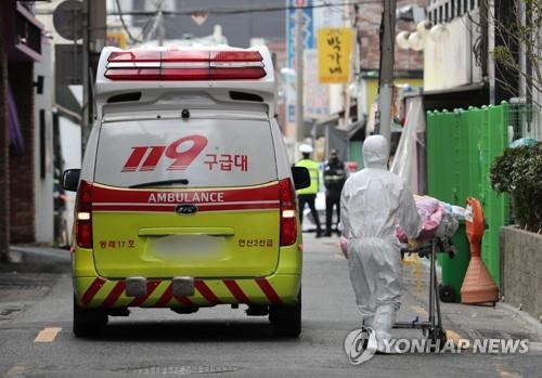 대구 코로나19 경증 환자 43명, 청주·충주의료원으로 이송(종합)