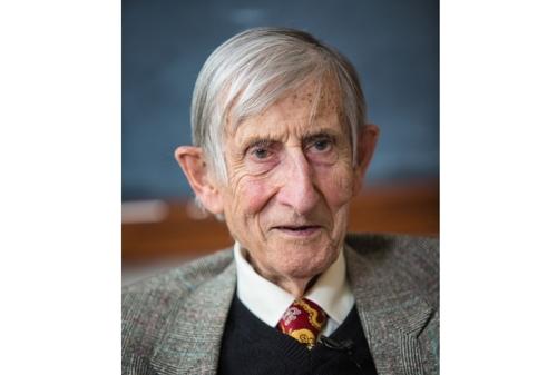 '박사학위 없는' 저명 이론 물리학자 프리먼 다이슨 타계
