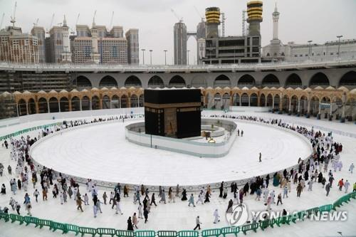 코로나19 공포에 중동 이슬람 금요예배도 '직격탄'