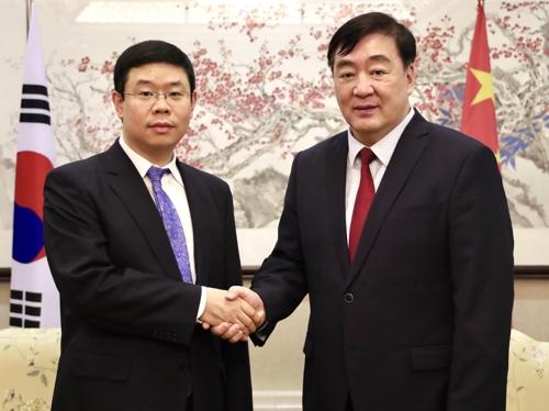 [게시판] 주한 중국대사관 대변인에 왕웨이